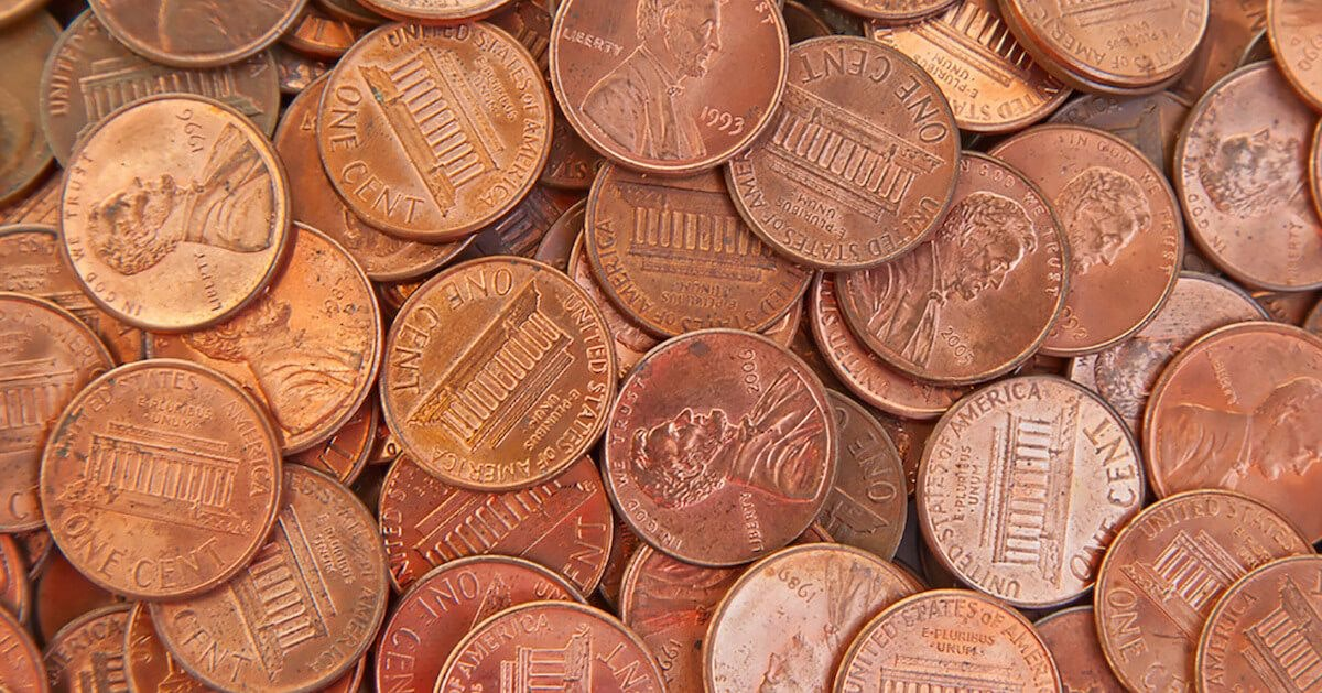 100 'Lucky Pennies' Worth $1,000 Each Waiting To Be Found Across US