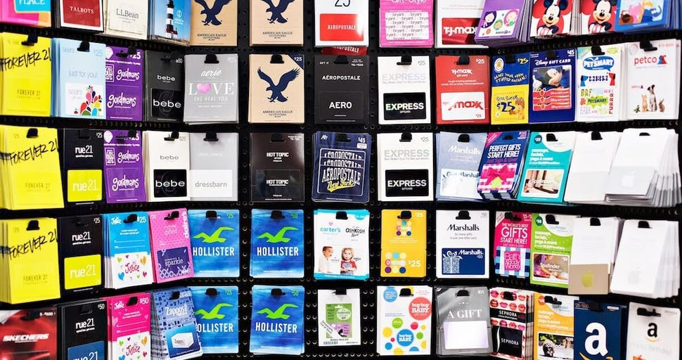 how to earn the best free gift cards plus how to spot a scam